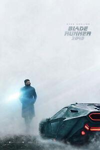 Blade Runner 2049 Movie New Ryan Gosling POSTER Wall Decoration X-97