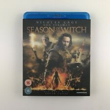 Season Of The Witch (Blu-ray, 2011) s