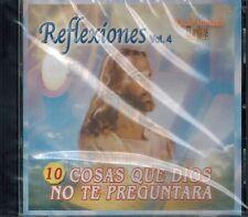 Reflexiones Vol.4 10 Cosas que dios no te dira