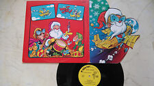 Snoopy's Christmas the Peppermint Kandy KIDS * RARE US FOC Gimmick LP * PETER PAN *
