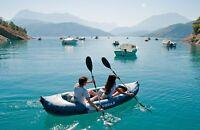 Sevylor Riviera Kayak hinchable mar 2 personas hinchable 315x84 cm Hasta 180 Kg