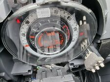 FIAT 500 2014 Petrol INSTRUMENT CLUSTER CLOCKS SPEEDOMETER 7356197450 2014-2016