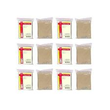 "12 PACK- 40""X40""X56"" NON-WOVEN COTTON SKIN COLOR TRIANGULAR BANDAGES ARM SLINGS"