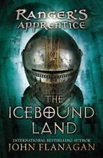 The Icebound Land: Book Three by Flanagan, John A.