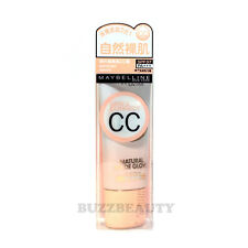 【MAYBELLINE】CARE & CORRECT CC CREAM NATURAL NUDE GLOW (FOR PALE SKIN) 30ML