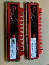 G.Skill PC3-12800 (DDR3-1600) 8GB DIMM 1600 MHz PC3-12800 DDR3 SDRAM Memory