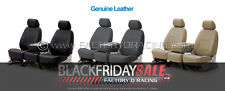 CoverKing Genuine Leather Custom Seat Covers for Mitsubishi Outlander