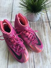 Nike HyperRev ~ Think Pink ~ Breast Cancer ~ Basketball Shoes ~ Mens Size 10.5