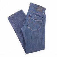 Modern LEVI'S 514 Slim Straight Fit Men's Blue Jeans W32 L32