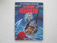 LE MONDE D'ARKADI T2 EO1990 BE/TBE LE GRAND EXTERIEUR EDITION ORIGINALE