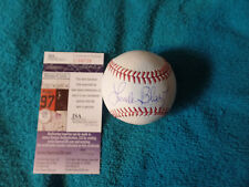 The  Exorcist autographed ML Baseball signed by Linda Blair   JSA Certified