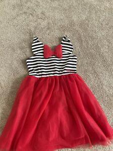 Gorgeous Tutu Style Minnie Mouse Dress Aged 6