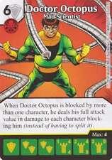 Dados Maestros Avengers Vs X-men Doctor Octopus – Científico Loco