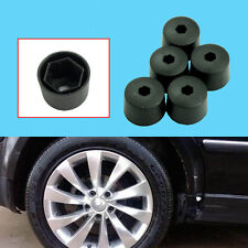New 5x Wheel Lug Nut Bolt Cover Cap 6X0601173B For VW Bettle Jetta Golf Seat