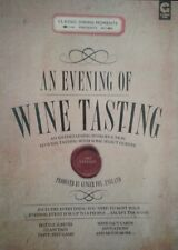 """""""An Evening of Wine Tasting"""", Classic Dining Moments, Ginger Fox, England"""