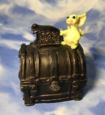 "1999 Pocket Dragons ""Pocket Money"" Dragon Bank Figurine #002908 Euc"