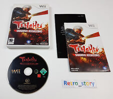 Nintendo Wii Tenchu Shadow Assassins PAL