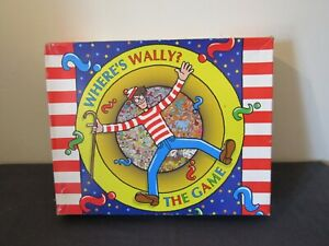 WHERE'S WALLY? THE GAME 1996 ( SPARE PARTS ) CHOOSE.