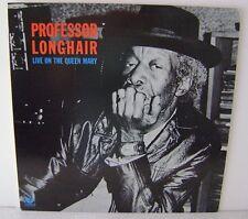 "Professor Longhair Live On The Queen Mary LP 12"" Vinyl Harvest Records SW 11790"