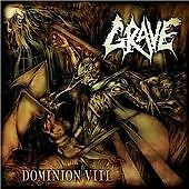 Grave Dominion VIII CD classic Swedish old school death metal brutal