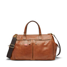 Fossil Defender Duffle Cognac Bag MBG9344222