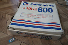 Amiga 600 Packaging Only Box & inserts no computer