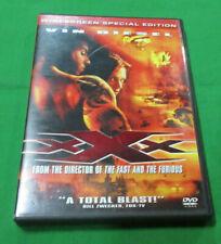 Dvd: Xxx: Vin Diesel: Widescreen: Action/Adventure