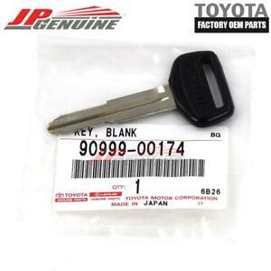 1 1988-1990 Toyota Corolla Sedan Automotive Key Blank X174 TR 40 Blanks Keys