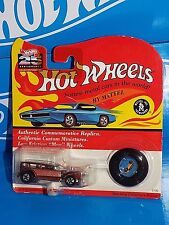 Hot Wheels 1993 25th Anniversary Replica Series The Demon Mtflk Copper-Brown