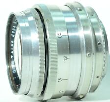 85mm Carl Zeiss Sonnar  f/2 for M42