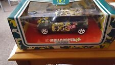 Jadi 1/18 Scale - FOX3 Mini Cooper Foxton -  Green #005