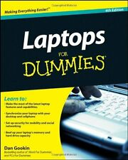 Laptops For Dummies (For Dummies (Computers)),Dan Gookin