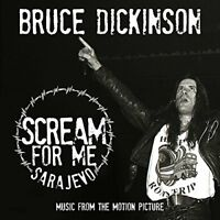 Bruce Dickinson - Scream for Me Sarajevo [CD]