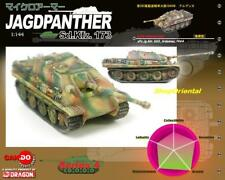 Can.Do 1/144 WW2 German Infantry Jagdpanther Panzer Tank Ardennes Model D