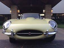 1964 Jaguar E-Type COUPE XKE