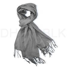 Sciarpe, foulard e scialli da donna pashmina grigio