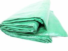 More details for tarpaulin large 3.5 x 5.4 mtr waterproof 80gsm cover covering table chairs tl009