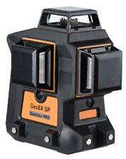 Neuheit Geo6X SP KIT Geo6X Multi-Linienlaser 3 x 360°-Laserlinien, 6 Laserkreuze