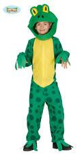 Grenouille Crapaud Crapaud Costume de Grenouille Enfants 5-6 Ans