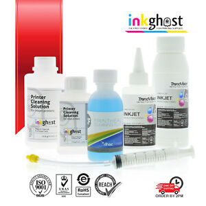 Printhead Cleaner Kit for HP Canon Epson Brother Print Head cleaning solution