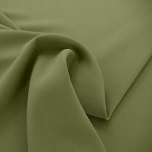universal Modestoff Deko-Stoff blickdicht knitterarme Kleidung Gardine Vorhang