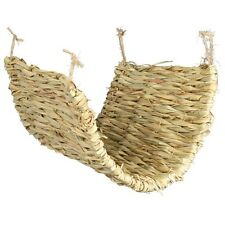 Hanging Grass Mat Nest Bed Bridge Toy for Degus Rats Hamsters Cage by Trixie