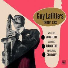 Guy Lafitte With His Quartette & His Quintette, Feat. Geo Daly