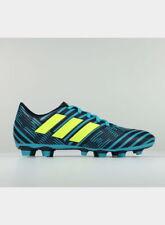 Adidas Uomo Fußallschuh Nemeziz 17.4 FxG 11 Legink/syello/eneblu