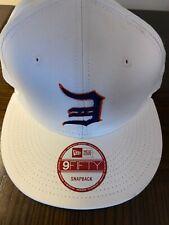 Eminem Detroit Tigers Limited Edition 2015 Snapback Hat Cap New Official RARE