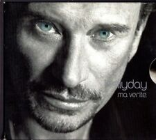 JOHNNY HALLYDAY.   ( MA VERITE ) .   13 titres.