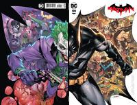 Batman #100 Wraparound cover A Joker War DC comic 1st Print 2020 NM