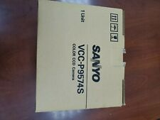 Sanyo PTZ Camera VCC-P9574S with controller