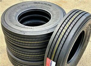 4 Tires Transeagle All Steel ST Radial ST 235/80R16 Load G 14 Ply Trailer