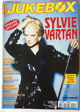 JUKEBOX n°146; Interview Sylvie Vartan/ l'Argus des cartes Postales 60: Aufray H